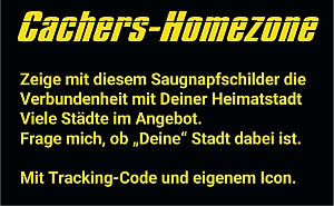 Cachers Homezone