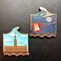 "GIGA Hamburg - Special Limited Supporter Coin ""Rathaus"""