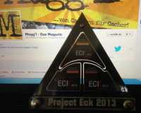 GeoCoinCollector - Mega Project Eck 2013