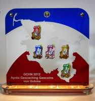 "Special GeoCoinCollector - ""Complete Edition GCHN 2012"""